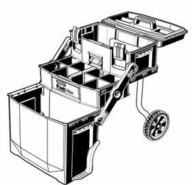 Herramientas cajas de herramientas carro porta - Caja herramientas stanley ...