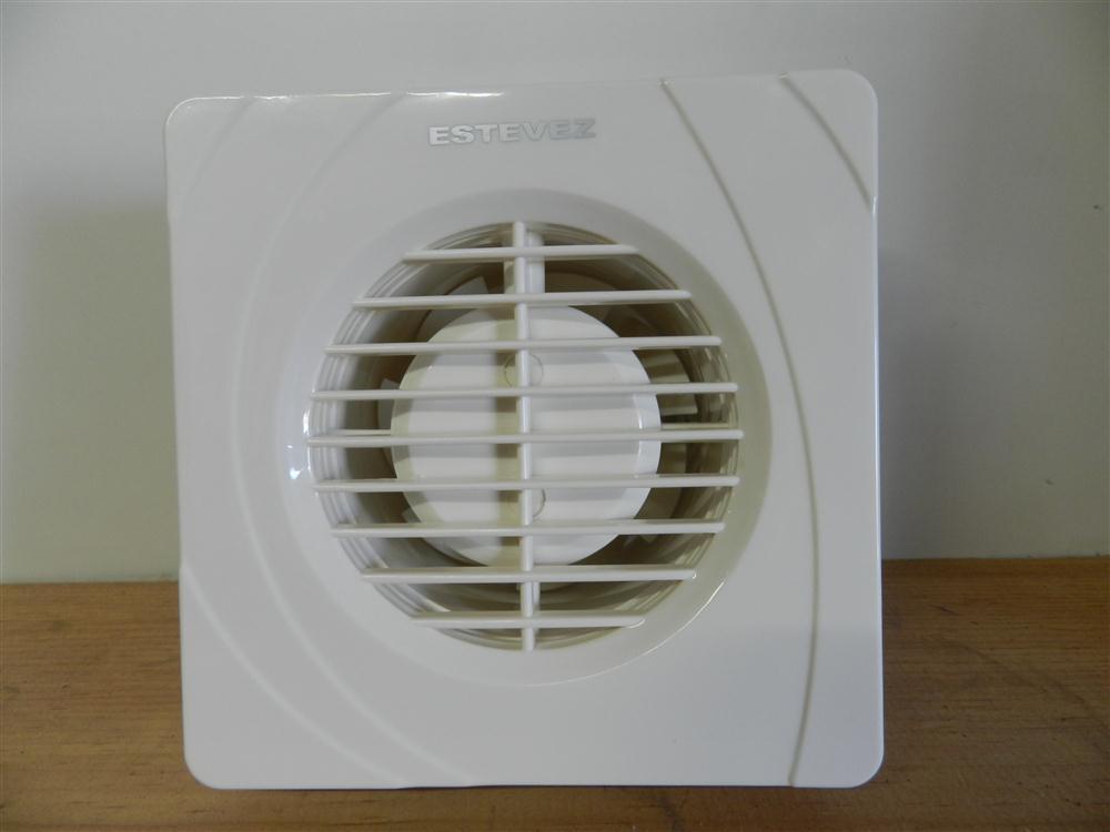 Extractor ventilador ba o - Instalar extractor bano ...