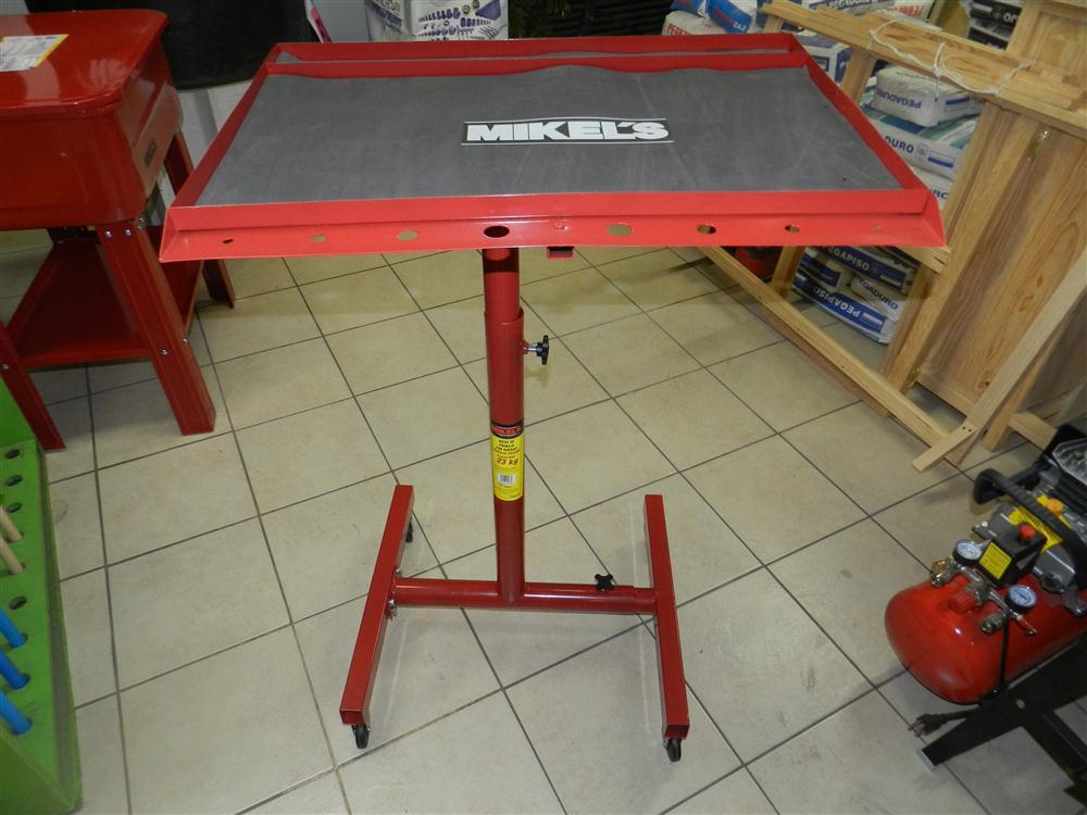 Accesorios para automovil mesa de trabajo para mecanico - Mesa de trabajo con ruedas ...
