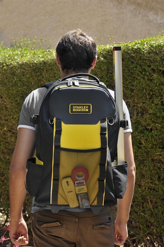 Maletas porta herramientas - Mochila porta herramientas Fat Max de ... 2af0b4844c6c