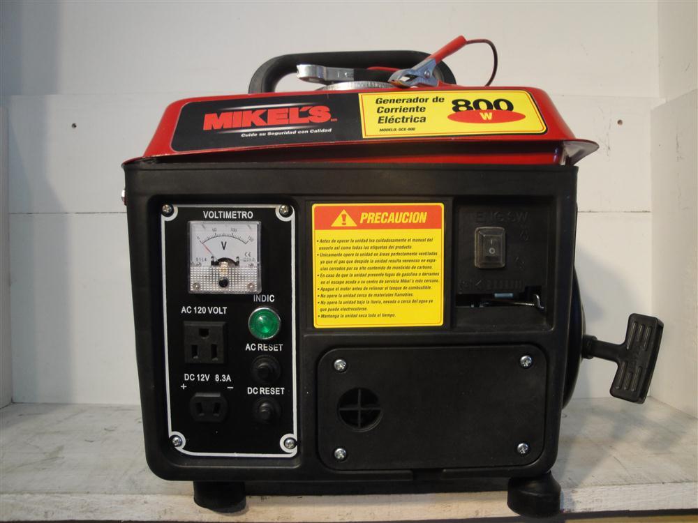 Generador de luz a gasolina generador de corriente - Generador de luz ...