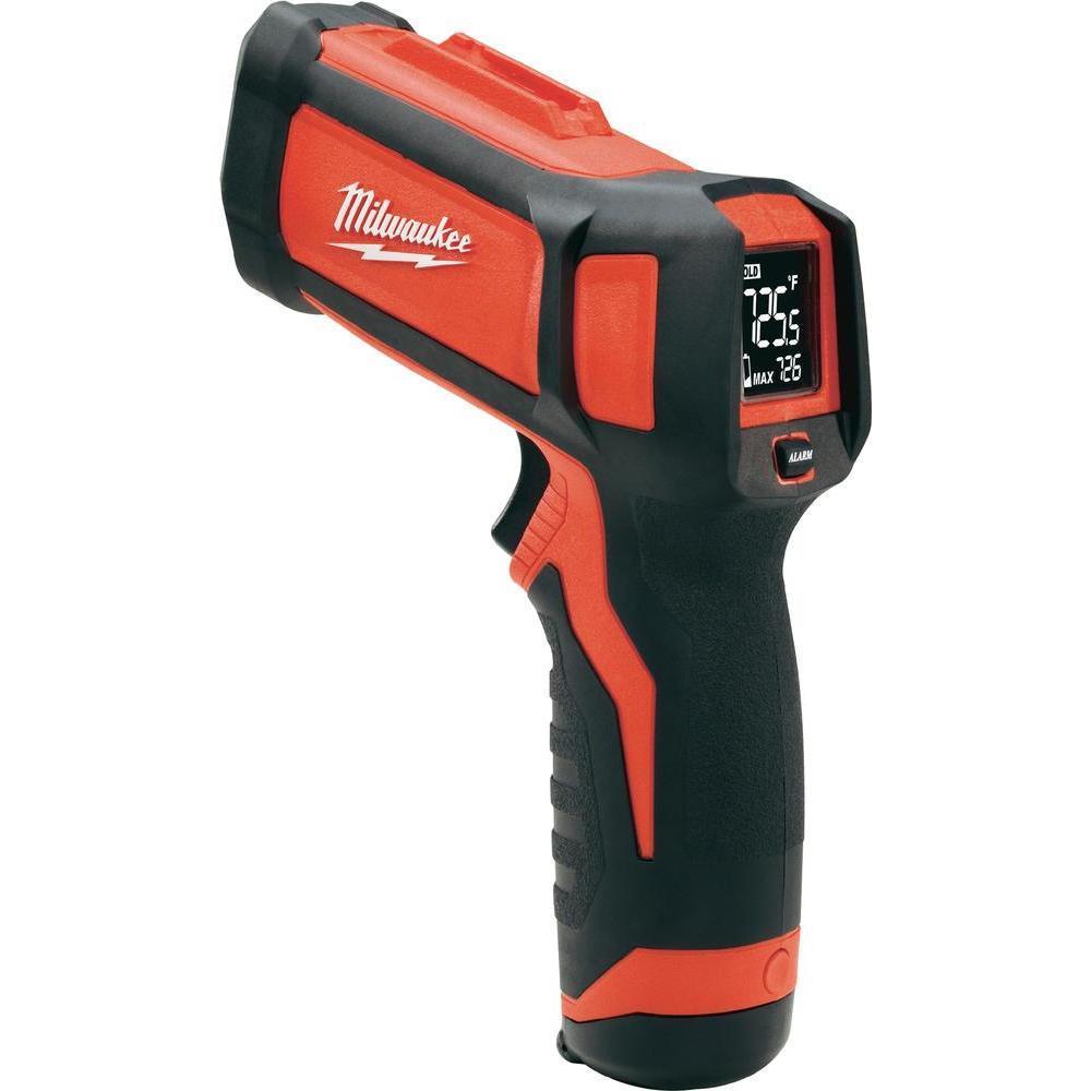 Medici n de temperatura laser pistola para medir - Pistola para lacar ...